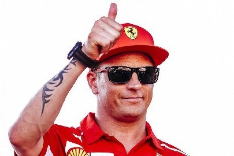 Raikkonen z Ferrari do Saubera