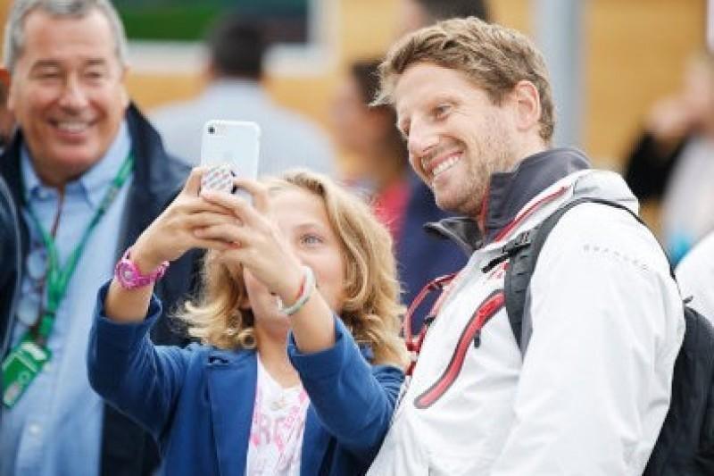 Grupa B dla Grosjeana