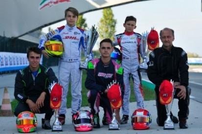 Polscy mistrzowie Rok Cup Italia