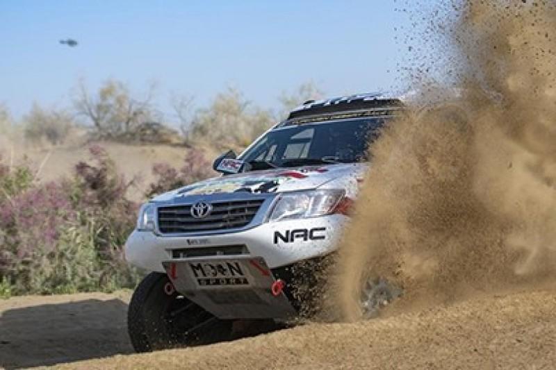 Turkmen Desert Race: Mówią po 2 etapie