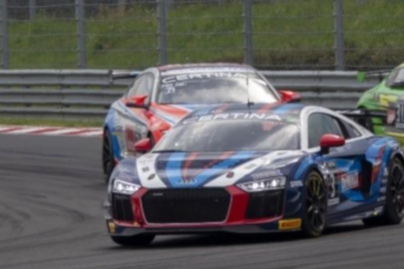 Gosia na Nürburgringu