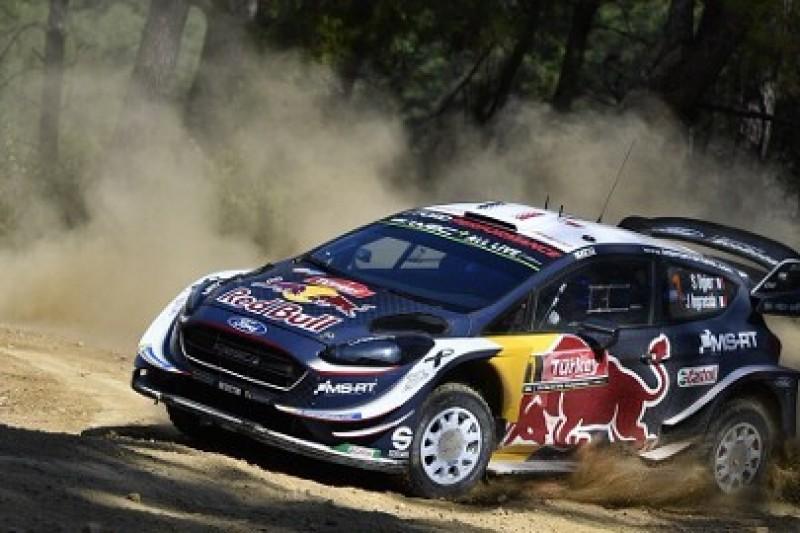 Pech Ogiera, Kajetanowicz ponownie najszybszy w WRC2
