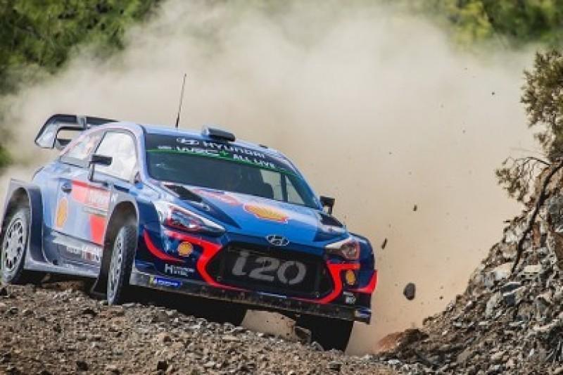 Neuville celuje w Power Stage, Kajto najszybszy w WRC 2