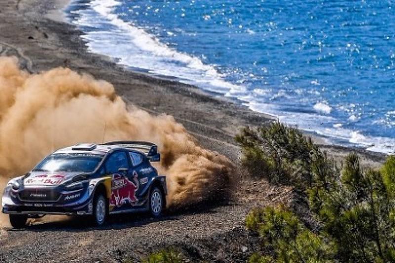 Ogier goni czołową dziesiątkę, Kajto otwiera WRC 2