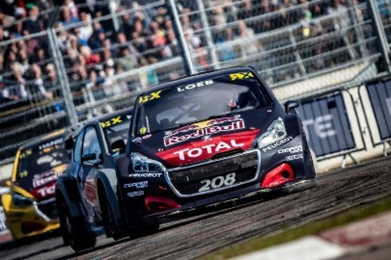 Loeb wrócił na podium