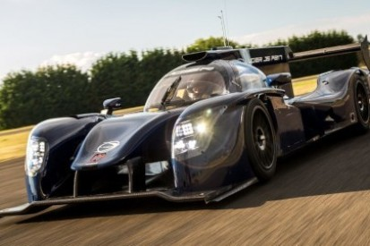 Ligier LMP2 w Inter Europol Competition