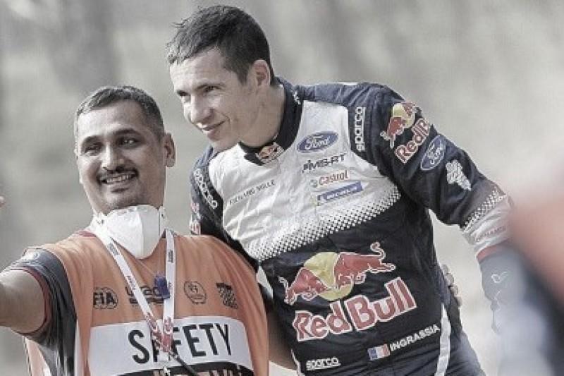 Ingrassia wybrał Fiestę WRC
