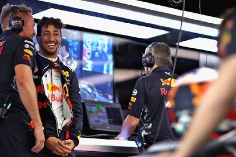Ricciardo wierzy w talenty