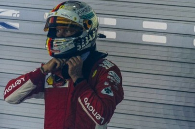Vettel zastąpił Leclerca