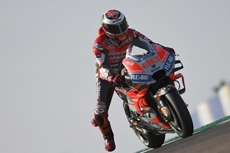 Lorenzo: Marquez zniszczył mój wyścig