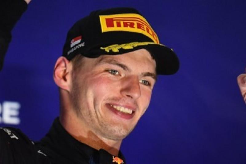 Brawn: Verstappen zasługuje na mistrzowski wóz