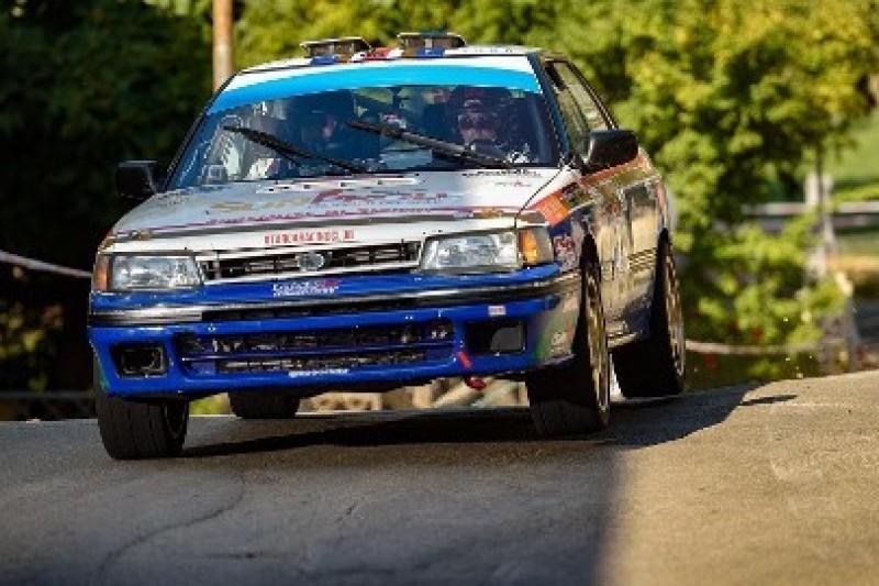 Riolo wygrywa Rallye Elba Storico