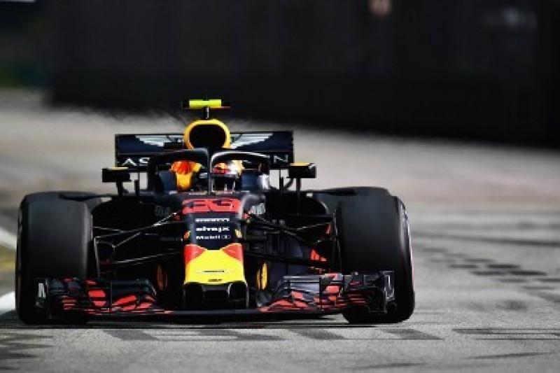 Red Bull Racing czekają kary