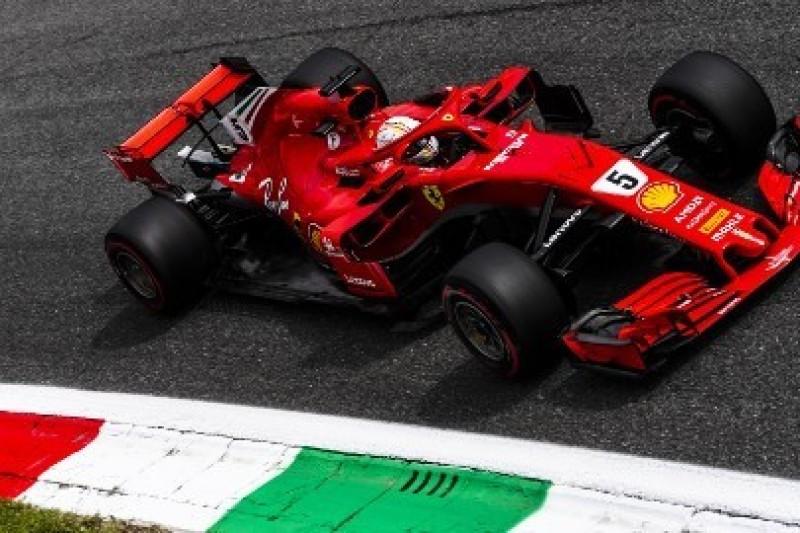 Ferrari znów agresywnie