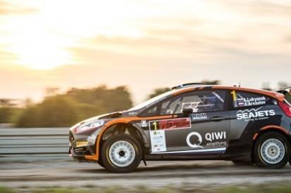 Łukjaniuk chce do WRC2
