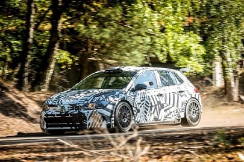 Polo R5 jak WRC