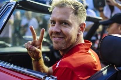 Vettel nie współpracuje z psychologiem