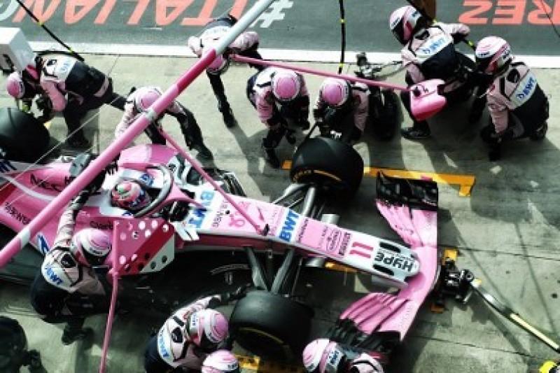 Administratorzy Force India zawiedzeni reakcją Uralkali