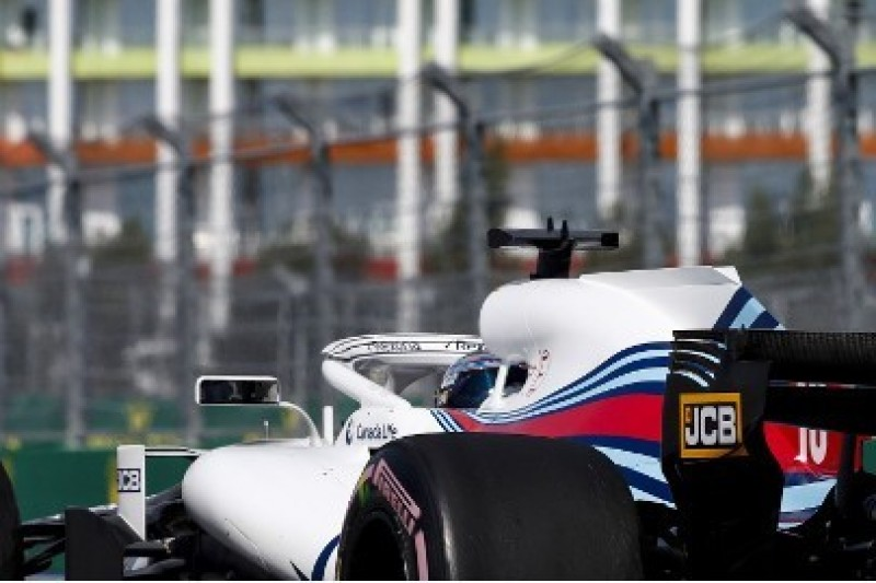 Hankook kupił samochód Williamsa