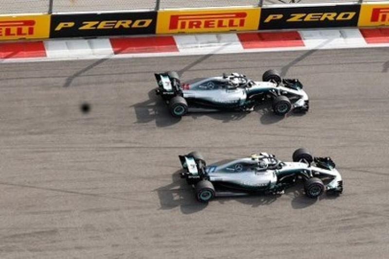 Mercedes nie martwi się o silnik Hamiltona