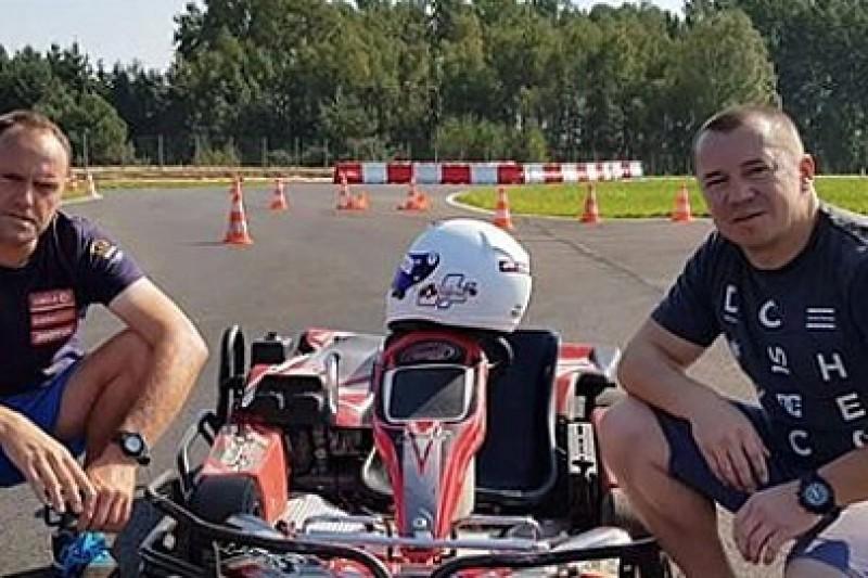 Karting z czołówką rallycrossu