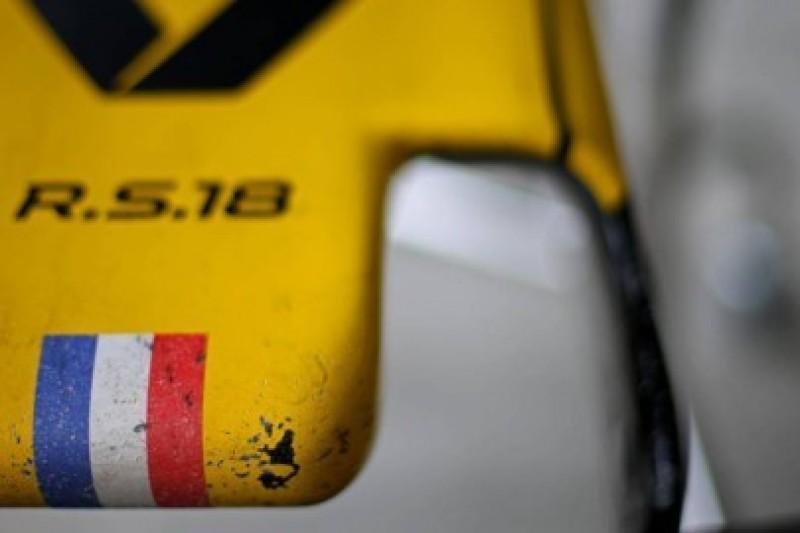 Renault i McLaren mają problem