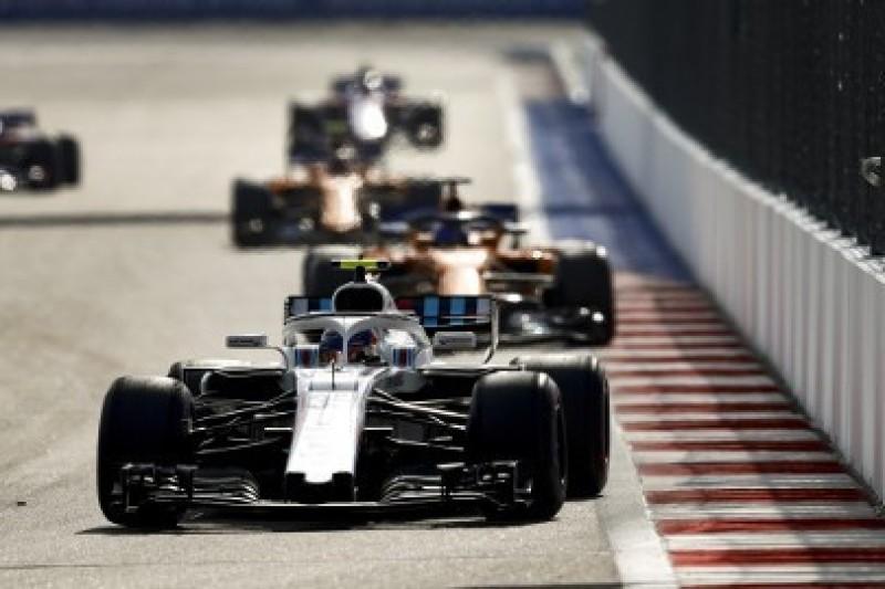 Bez zmian w kwalifikacjach F1
