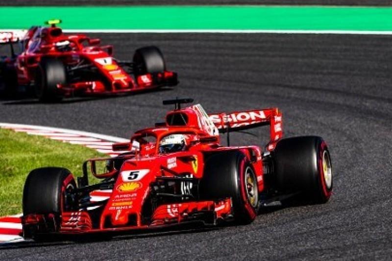 Vettel: Nadal mam szanse