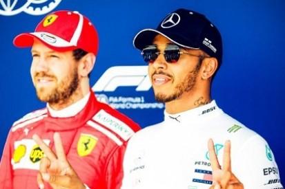 Hamilton: Vettel zasługuje na więcej szacunku