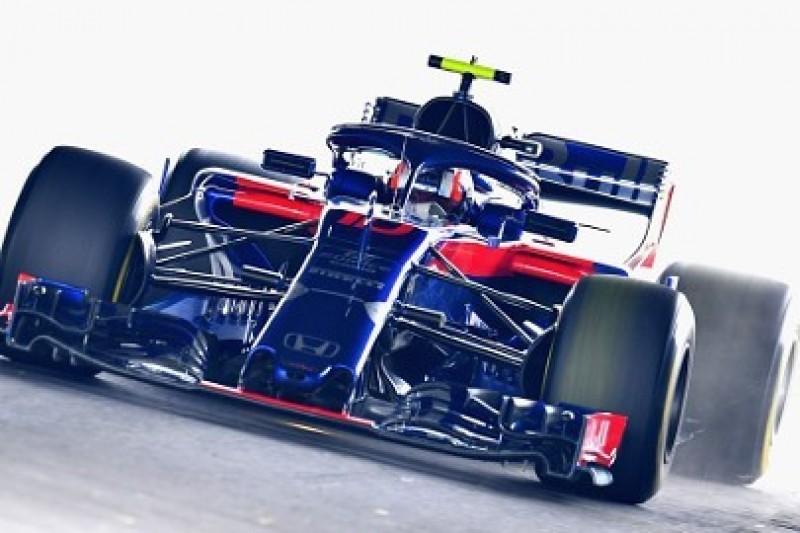 Toro Rosso bez poprawek