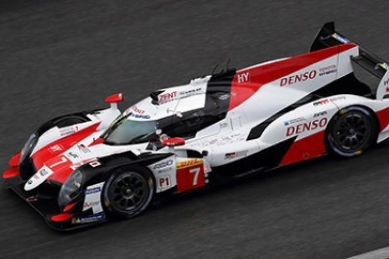 Alonso i Buemi odzyskali pole position