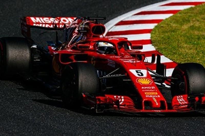 Arrivabene wspiera Vettela