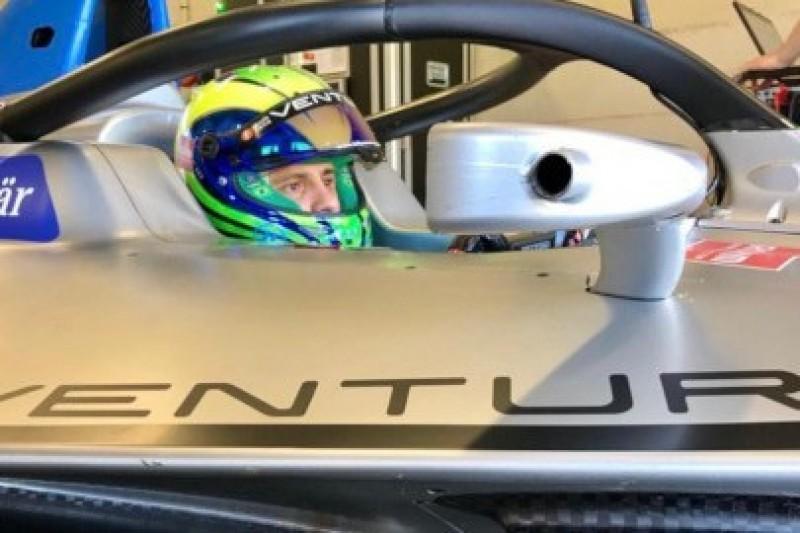 Massa liderem testów