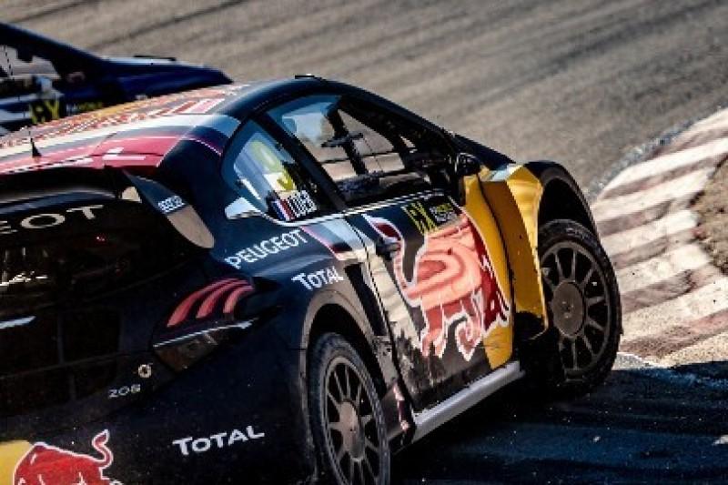 Peugeot Sport rezygnuje z World RX