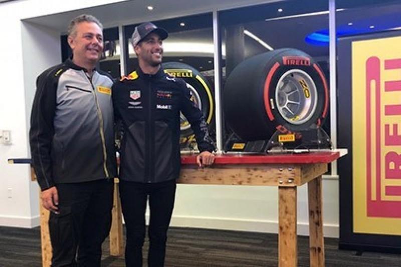 Nowe opony od Pirelli