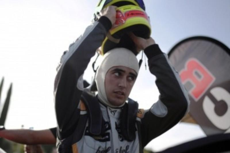 Azcona mistrzem TCR Europe
