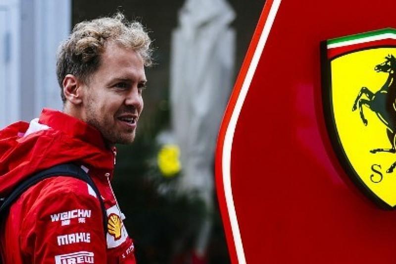 Vettel musi się poprawić