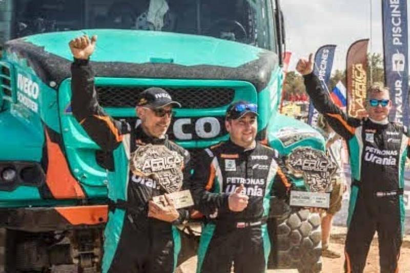 Rodewald wraca na Dakar