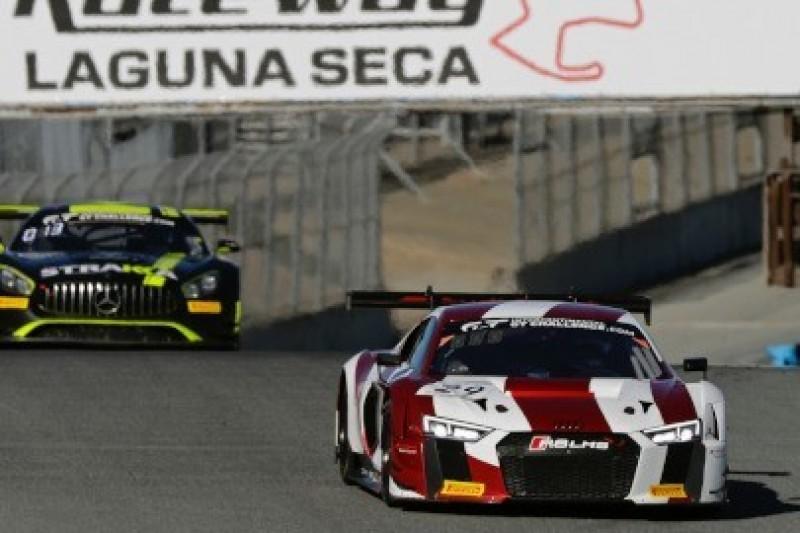 Dublet Audi w prekwalifikacjach