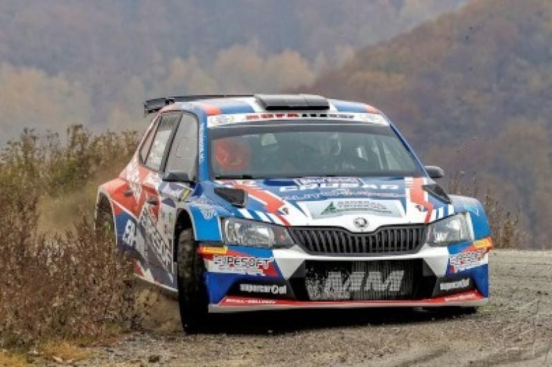 Grzyb szybszy od WRC