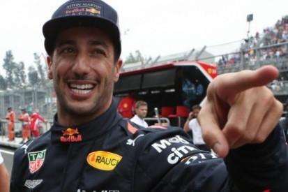 Ricciardo pokonał Verstappena