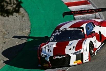 Audi na pole position