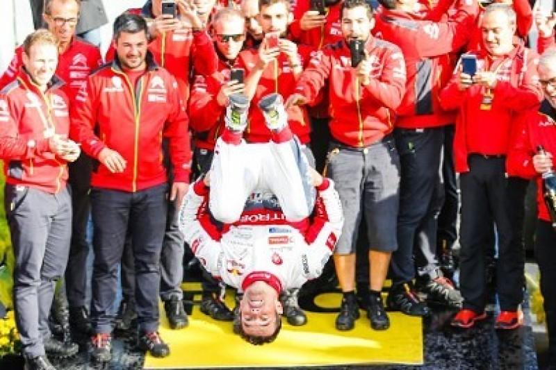 Loeb wyklucza pełen program startów