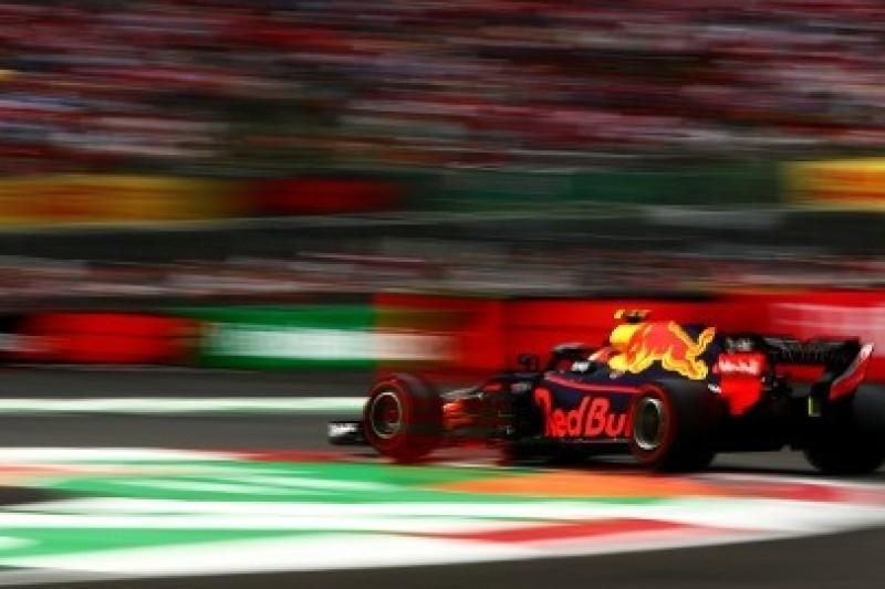 Horner podziękował Renault
