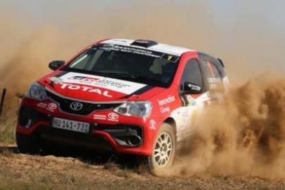 Toyota górą w mistrzostwach RPA