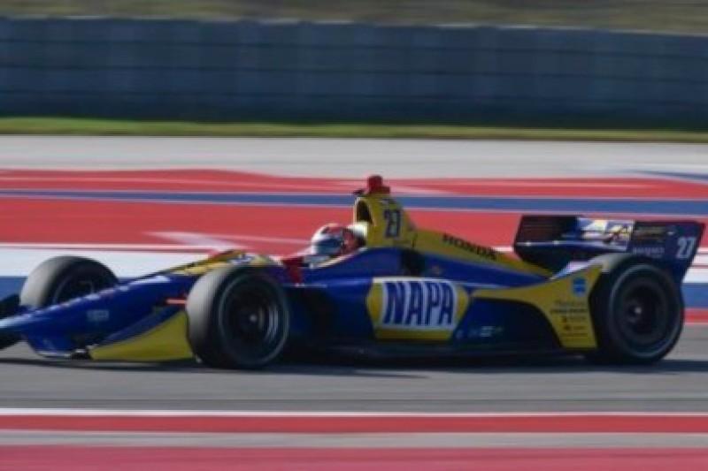 IndyCar na COTA