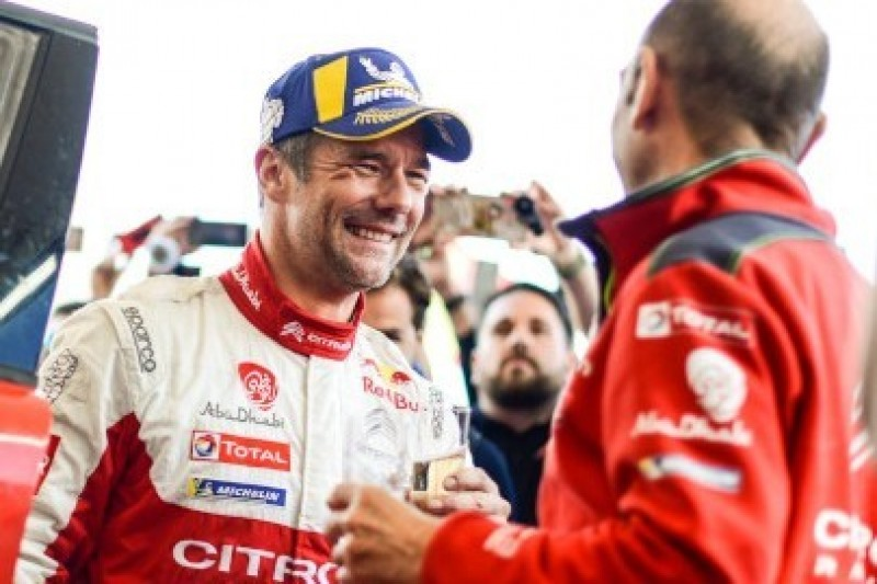 M-Sport namawia Loeba