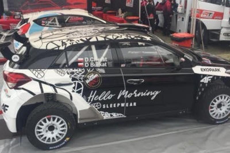 Lausitz Rallye po testowym