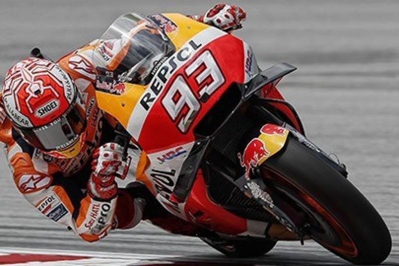Marquez stracił pole position