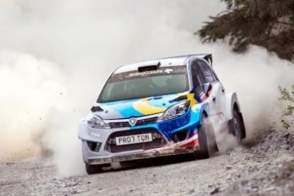 Iriz R5 pomiędzy WRC